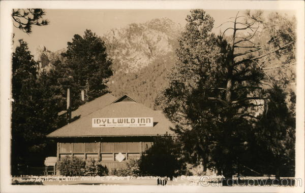 Idyllwild Inn California