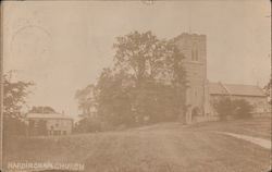 Hardincham Church Postcard