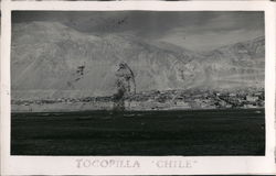 View of Tocopilla