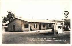 Warner Springs Trading Post and Post Office