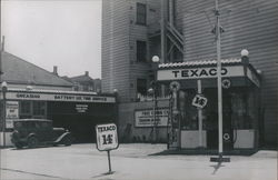 Texaco Service Station - Probably San Francisco