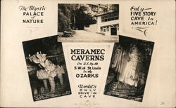 Views of Meramec Caverns