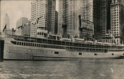 Steamship Theodore Roosevelt