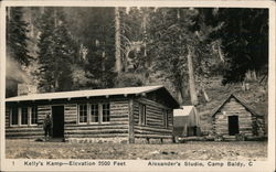 Kelly's Kamp, Camp Baldy