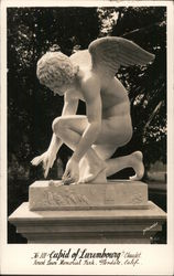 Cupid of Luxembourg Statue