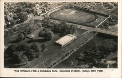 War Veterans Park and Swimming Pool, Bradners Stadium