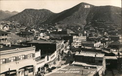 Main Street in Bisbee, Arizona