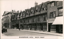 South Front, Shakespeare Hotel Postcard