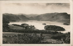 Head of Derwentwater Postcard