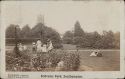 Andrews Park Postcard