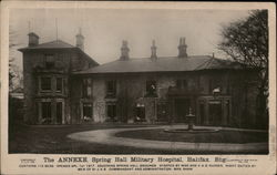 The Annex, Spring Hall Military Hospital