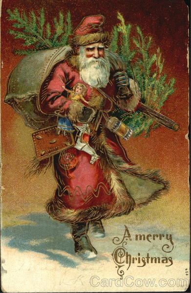 German Santa Santa Claus