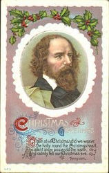 Christmas Greetings Alfred Tennyson