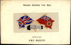 Hands Across the Sea R.M.S. Majestic