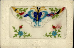 Allied Flags Butterfly
