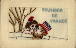 Patriotic Children - France