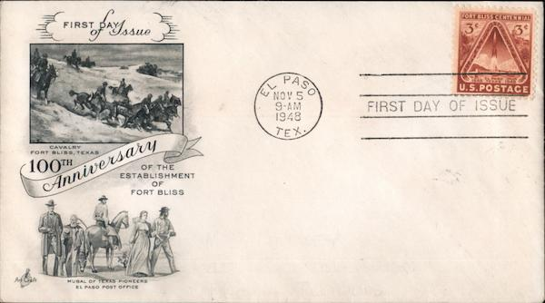 100th Anniversary of the Establishment of Fort Bliss
