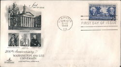 200th Anniversary Washington and Lee University