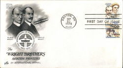 Wright Brothers - Aviation Pioneers - 31¢ International Airmail