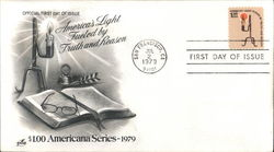 America's Light Fueled by Truth and Reason - $1.00 Americana Series 1979