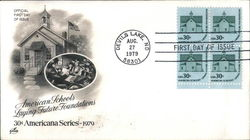 American Schools Laying Future Foundations 30¢ Americana Series 1979