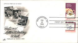 National Letter Writing Week - February 24 - March 1, 1980