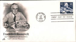 Honoring Franklin D. Roosevelt 100th Anniversary of His Birth