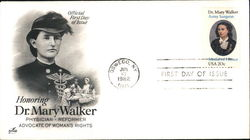 Honoring Dr. Mary Walker - Physician - Reformer - Advocate of Woman's Rights
