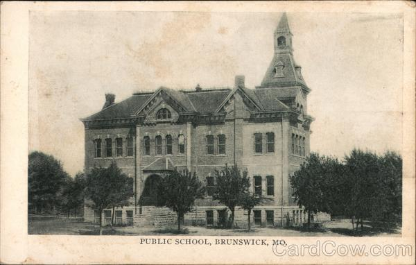 Public School Brunswick Missouri