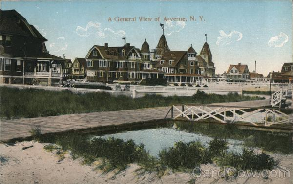 A General View of Arverne New York