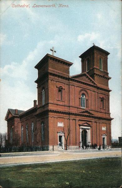 Cathedral Leavenworth Kansas