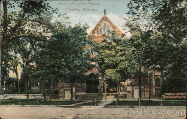 First Christian Church Topeka Kansas