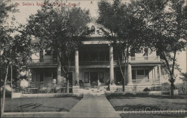 Dr. Seelye's Residence Abilene Kansas
