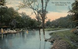 The Lake, Olympia Park