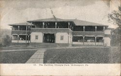The Pavilion, Olympia Park