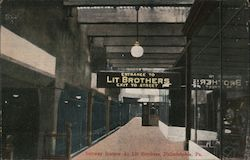 Subway Station at Lit Brothers