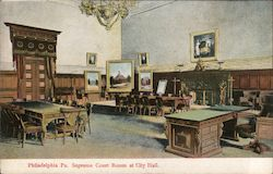 Supreme Court Room at City Hall