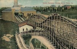 Scenic Railway (Roller Coaster), Willow Grove Park