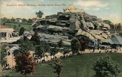 Mountain Sceni Railway, Willow Grove Park