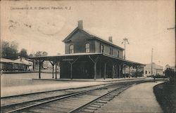 Lackawanna R.R. Station