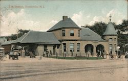 The Station Postcard