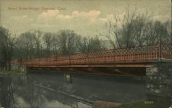 Broad Street Bridge Postcard
