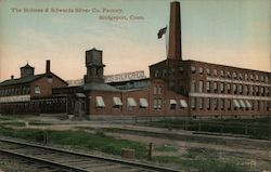 The Holmes & Edwards Silver Co. Factory