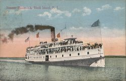 Steamer Shinnecock