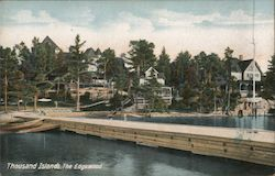 The Edgewood Postcard