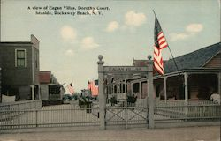 A View of Eagan Villas, Dorothy Court, Seaside