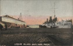 League Island Navy Yard
