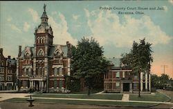 Portage County Court House and Jail