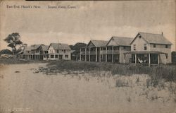 East End, Hawk's Nest Postcard