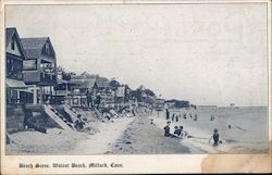 Beach Scene, Walnut Beach